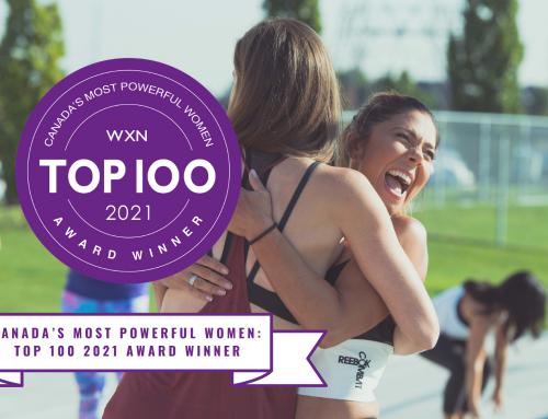 2021 Canada's Most Powerful Women: Top 100 Award Winner